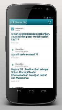 Sharee apk screenshot