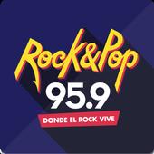 Rock&Pop - 95.9 icon