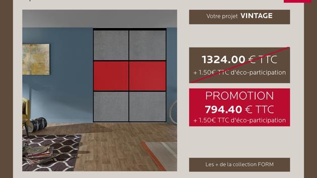FORM - Portes de placard apk screenshot
