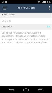 Project Manager apk screenshot