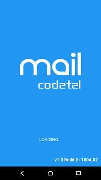 codetel™ Mail poster