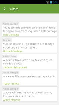 Cuvinte Celebre apk screenshot