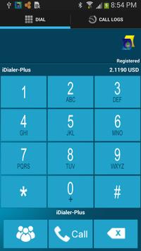 iDialer Plus apk screenshot