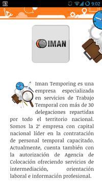 IMAN Temporing ETT poster