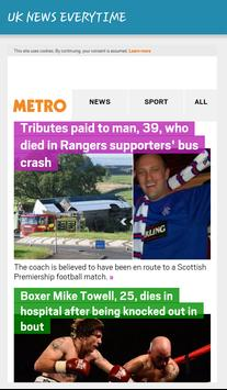 UK NEWS EVERYTIME apk screenshot