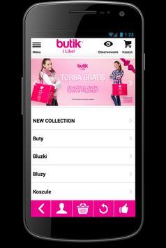 Butik I like apk screenshot