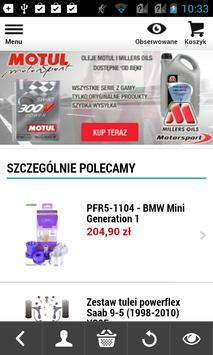 Sklep inter-rally.pl apk screenshot