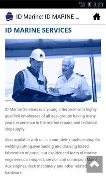 ID Marine - Shiprepairs apk screenshot