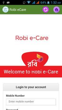BD Mobile Operator eCare apk screenshot