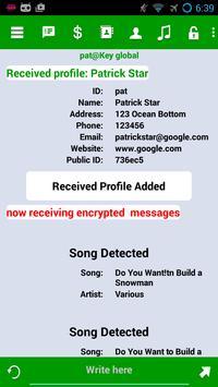 Sonic Messenger apk screenshot