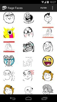 Rage Faces poster