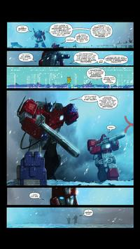 Transformers Comics apk screenshot