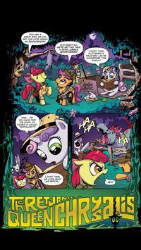 My Little Pony Comics apk screenshot