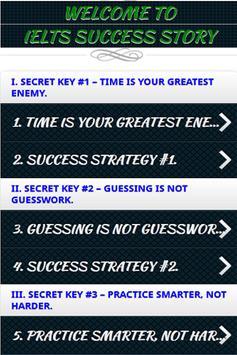 Ielts Sure Success poster