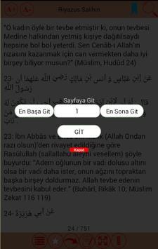 Riyazüs Salihin apk screenshot