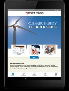 Pacific Power apk screenshot