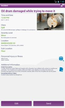 IFS Incident Reporter poster