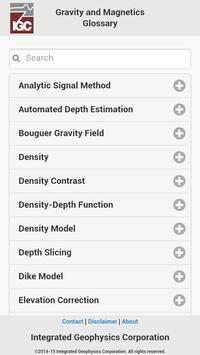 IGC Glossary apk screenshot