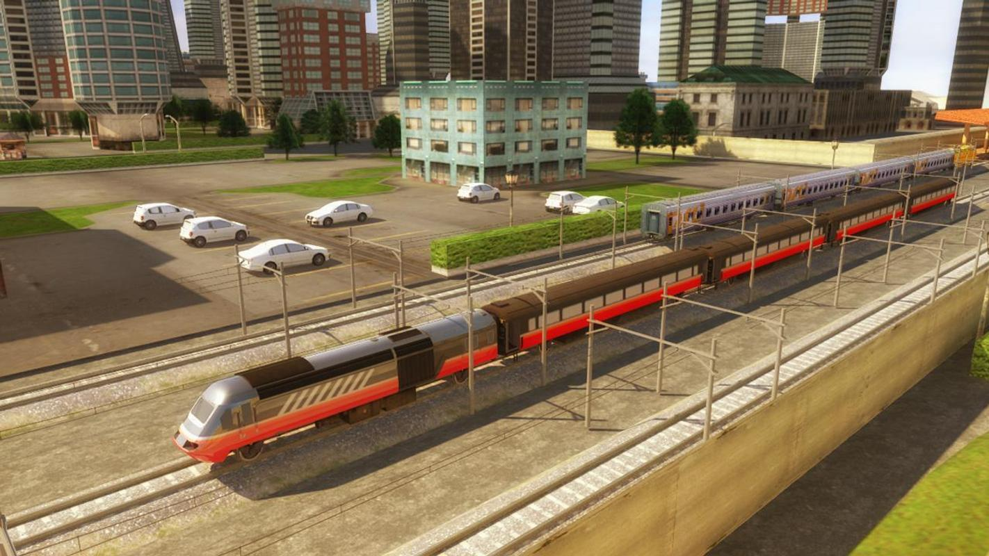 Train simulator 3d apk download free simulation game for for Simulatore 3d