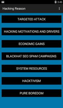Hacking Reason apk screenshot