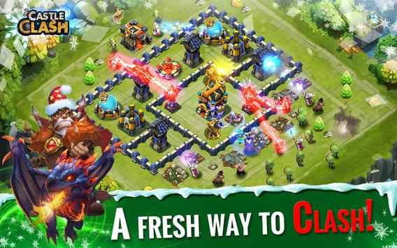 Castle Clash: Rise of Beasts poster