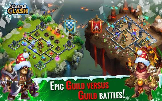Castle Clash: Rise of Beasts apk screenshot