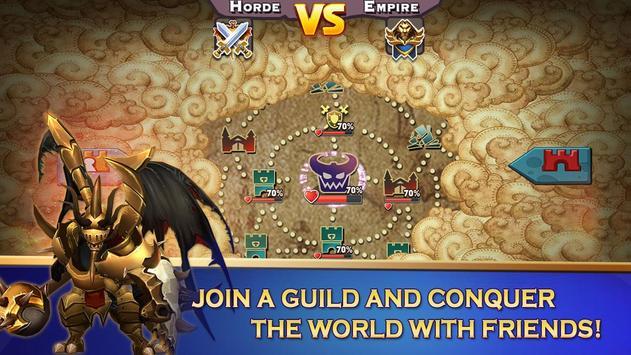 Clash of Lords 2 apk screenshot