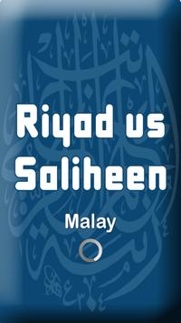 Riyadh us Saliheen - Melayu poster