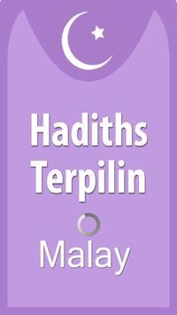 1100 Hadiths Terpilih - Melayu poster