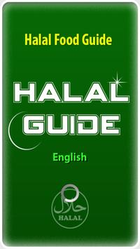 Halal Food Recipes Guide poster