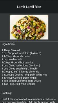 Islamic Halal Food Recipes apk screenshot