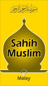 Sahih Muslim - Melayu poster
