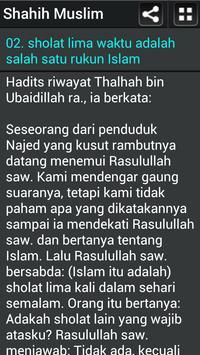 Sahih Muslim - Melayu apk screenshot