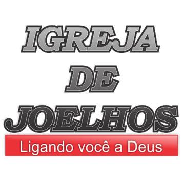 Igreja de Joelhos poster