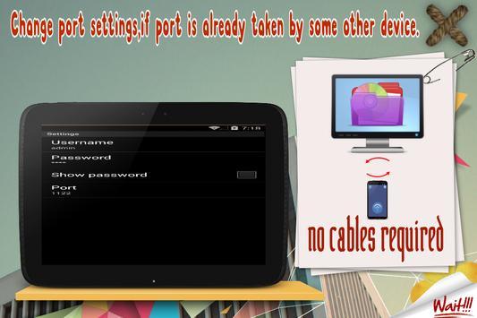 WiFi Transfer File: Pro App™ apk screenshot