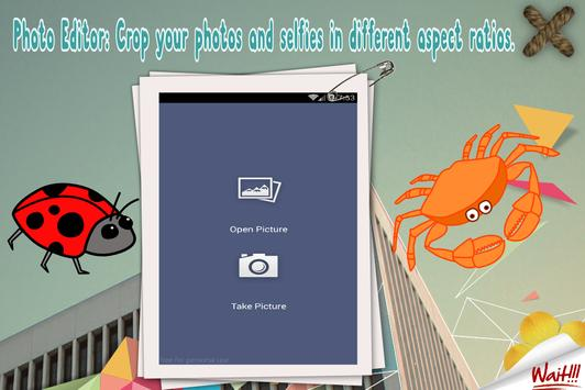 Photo Editor & Stickers:Camera apk screenshot