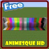 Animesque  Resource Pack MCPE icon