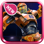 New REAL STEEL CHAMPION Tips icon