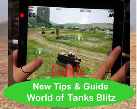 Guide 4 World of Tank Blitz . apk screenshot
