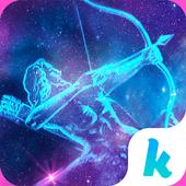 Sagittarius Keyboard Colors icon