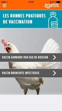 Zoetis Poultry App poster