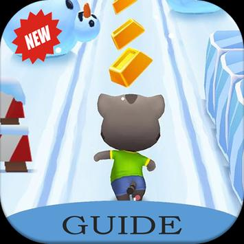 Guide Talking Tom Gold Run poster