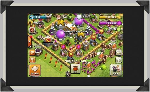 FHX COC apk screenshot