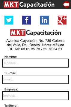 MKT Capacitación apk screenshot