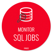 MONITOR SQL SERVER AGENT JOBS icon