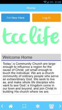 Tcclife poster