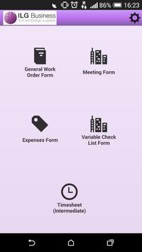 ILG Forms apk screenshot