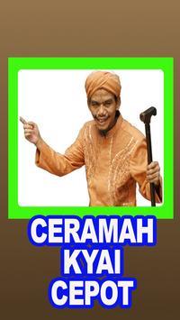Ceramah Kyai Cepot poster