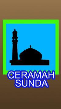 Ceramah Sunda poster