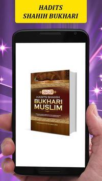 Hadits Shahih Bukhari poster